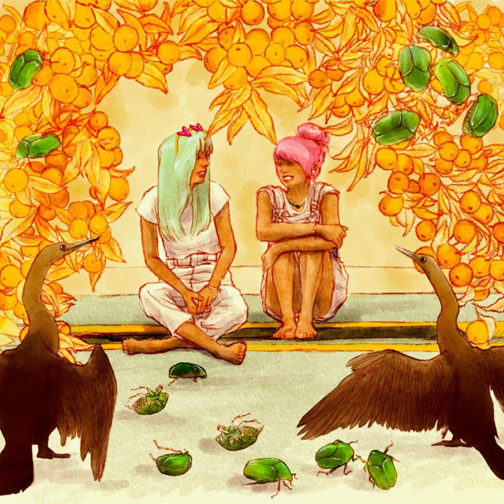 Kumquat Summer