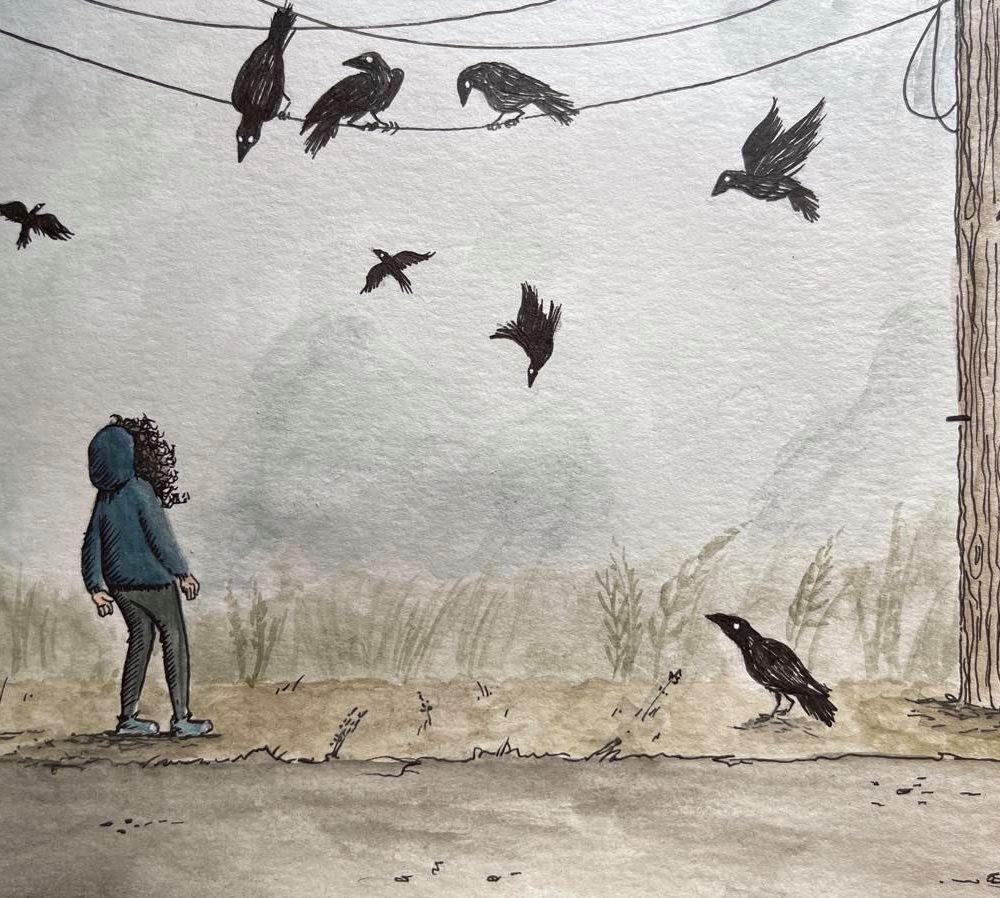 Storm Crows