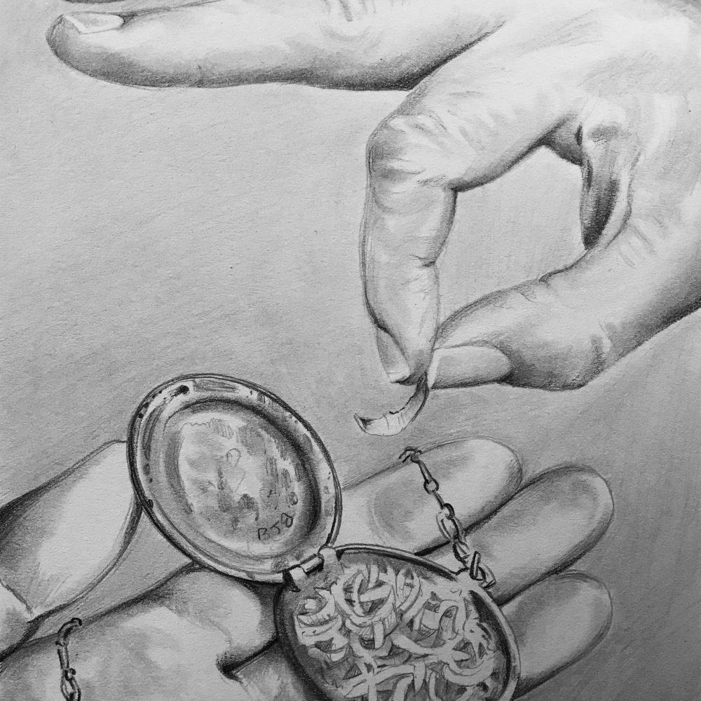 The Locket Full of Fingernail Clippings