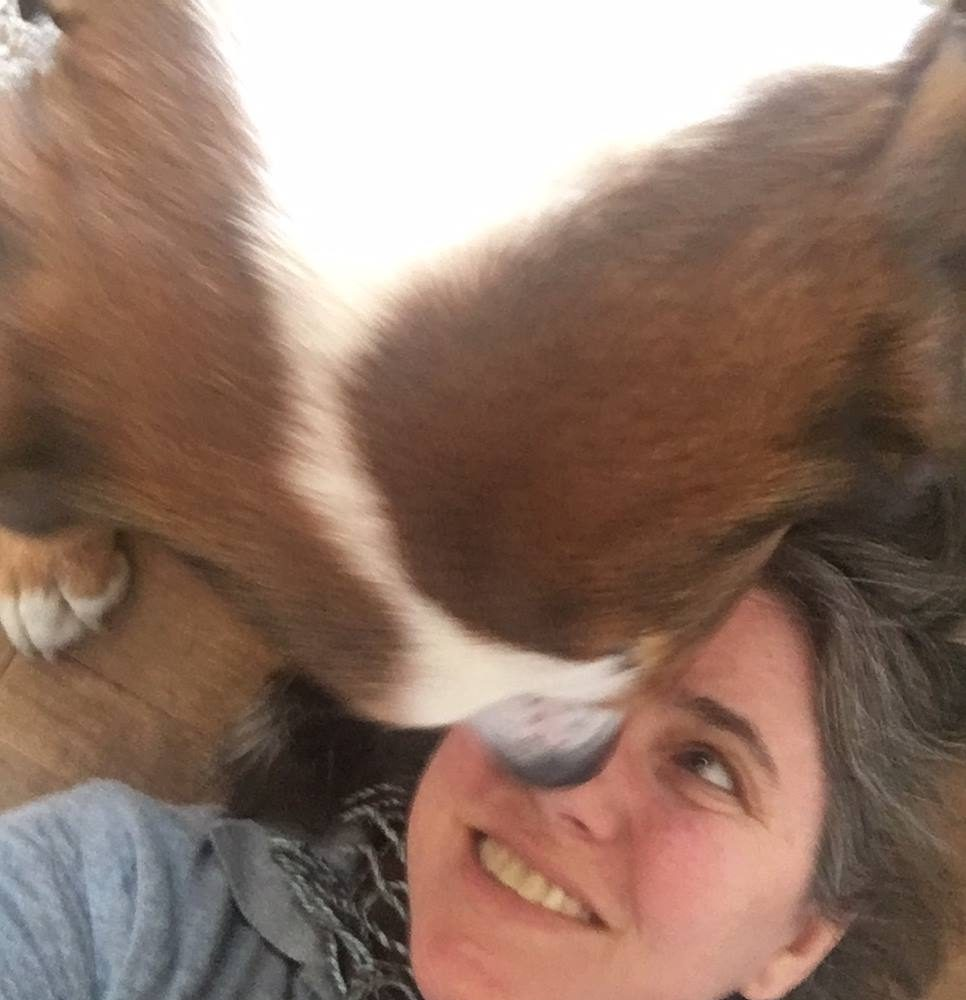 What My Dog Taught Me About Writing