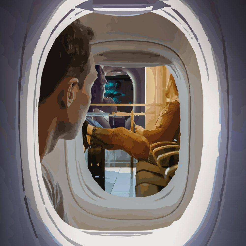 How to Develop Properly Between Long Haul Flights