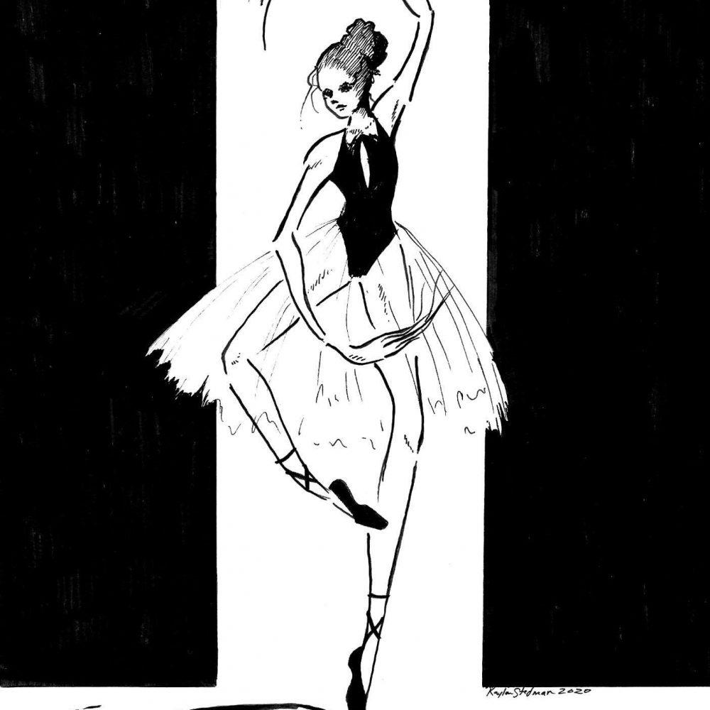 Death of a Teen Ballerina